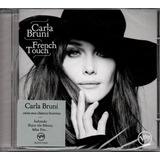 Cd Carla Bruni   French Touch [ 2017 ]